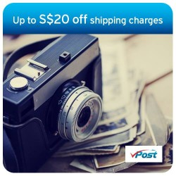 $20 off shipping charges @ vPost