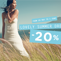 Enjoy 20% off on all dresses @ Promod 313 Somerset