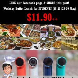 I'm KIM Korean BBQ: $11.90 Lunch Buffet