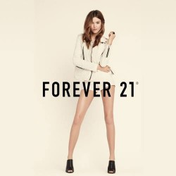 Get a S$10 voucher with any purchase exclusive to UOB Lady's Cardmembers @ FOREVER 21
