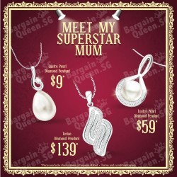 Mother's Day Promotion @ TAKA Jewellery