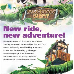 One day pass with free meal for $68 @ Universal Studio