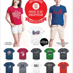 SG50 Promotion @ Denizen