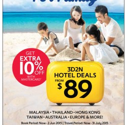 Fun Travel with family package @ Expedia