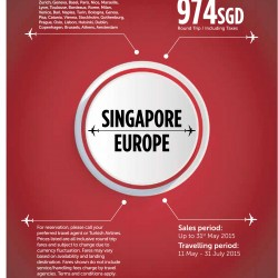 Round Trip to Europe from $974 @ Turkish Airlines