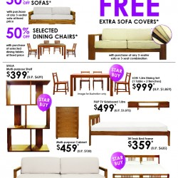 Scanteak Super Summer Promotion