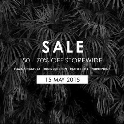 50% - 70% Off Storewide Sale @ M)phosis