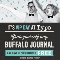 It's VIP Day: Grab 40% off in store @ Typo