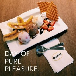 Ambäasador members enjoy 30% off dine-in @ Häagen-Dazs