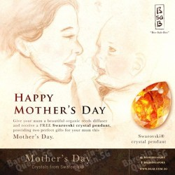 Mother's Day Special Offer @ BsaB