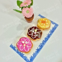 Mothers' Day limited-edition donuts @ Dunkin Donuts