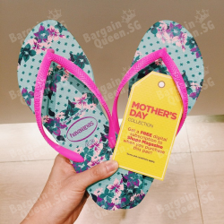Get 10% off the Mother's Day Collection @ Havaianas