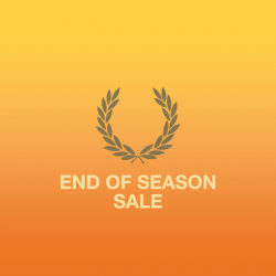 End Season Sale: Up to 40% off @ Fred Perry