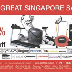 Up to 50% Off GSS Promotion @ AIBI