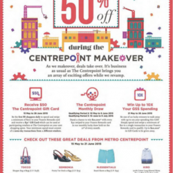 Save Up to 50% @ Centre Point