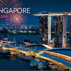 Marina Bay Sands Hotel SG50 Celebration Promotion