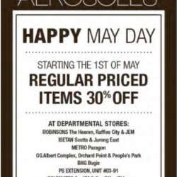 30% Regular Priced Items @ Aerosoles