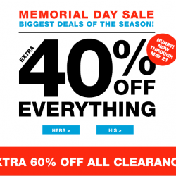 40% - 60% OFF everything @ Last Call