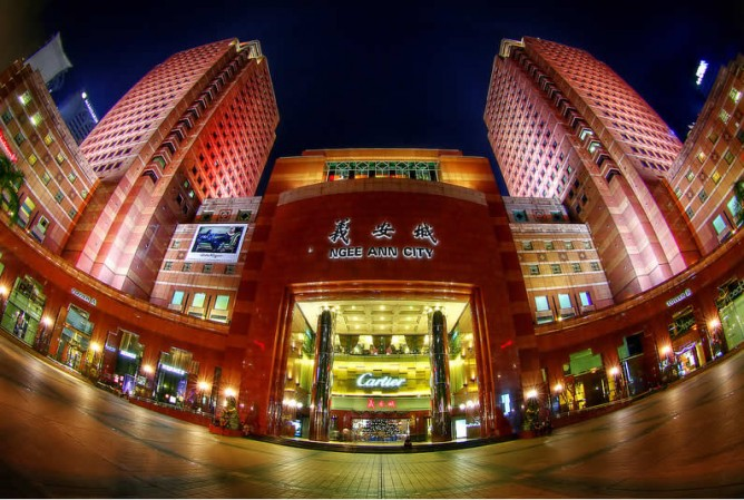 Singapore-Takashimaya-Shopping-Centre
