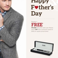 Arch Angel Father's Day Promotion