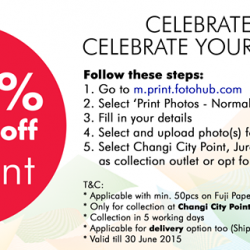 FotoHub: 50% off 4R prints