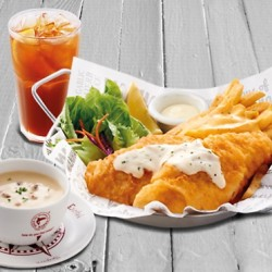 Groupon: The Manhattan FISH MARKET $9.95 For 3 Course Set Meal