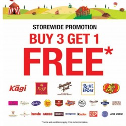 The Cocoa Trees: Storewide Buy 3 get 1 free promotion