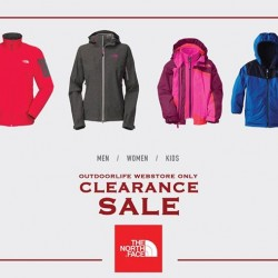 Outdoor Life: Webstore Clearance Sale