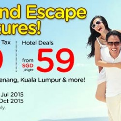 AirAsiaGo: Weekend Escape Adventures