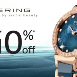 Bering: Up to 40% off