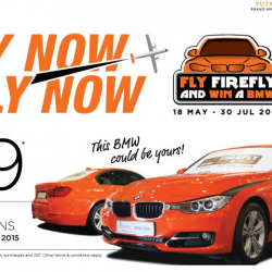 School Holiday Starts Here Promotion @ Firefly