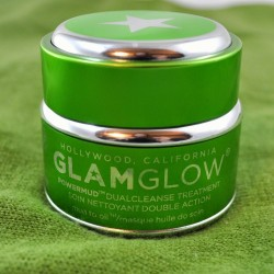HQHair: GLAMGLOW Powermud Dual Cleanse Mask Treatment (50G)