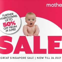 Mothercare: GSS 2015 Phase 2 Promotions