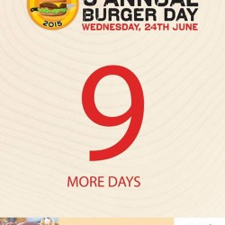 Chili's: 5th Annual Burger Day