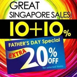 MISSHA: GSS + Father's Day Special Offer