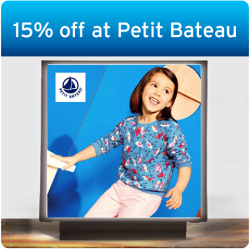 Petit Bateau: 15% Off With Citibank Card