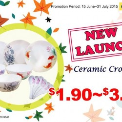 Japan Home: NEW LAUNCH Ceramic Crockery