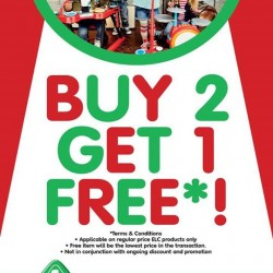 Early Learning Centre: Buy 2 Get 1 Free