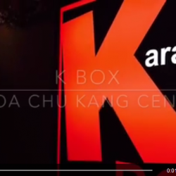 K Box Karaoke: FREE FLOW Soft Drinks