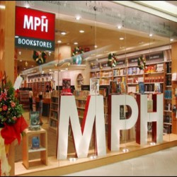 MPH Bookstores Bestsellers Promotion