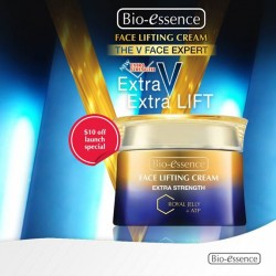 Bio- Essence: Watsons $10 off for Face Lifting Cream
