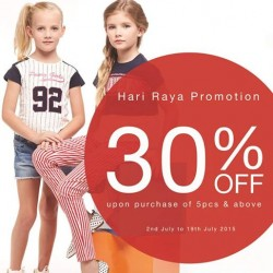 Poney: Hari Raya Promotion