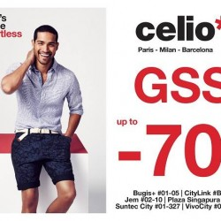 Celio*: GSS offers Up to 70% Off