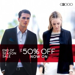 G2000: End of Season Sale has started with discounts up to 50%