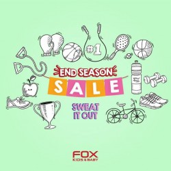 Fox: 1 FREE sale item when you purchase 4