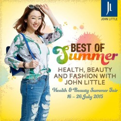 John Little: Best of Summer sale --- up to 40% off
