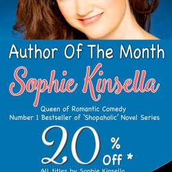 MPH Bookstores:  Author Of The Month Promotion