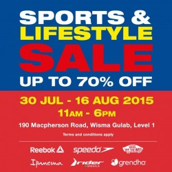 Royal Sporting House: Sports & Lifestyle SALE@70% off!