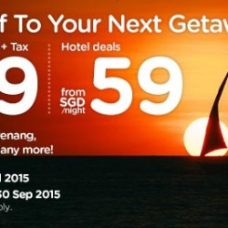 AirAsiaGo: Sale Off To Your Next Getaway