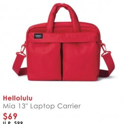"EpiCentre: HelloLuLu Mia 13"" Laptop Carrier for $69 (U.P $99)"